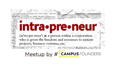 INTRAPRENEURSHIP MEETUP #2