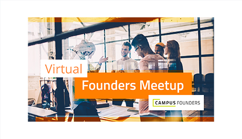 "Virtual Founders Meetup ""Design Thinking"""