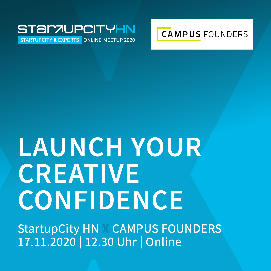 LAUNCH YOUR CREATIVE CONFIDENCE